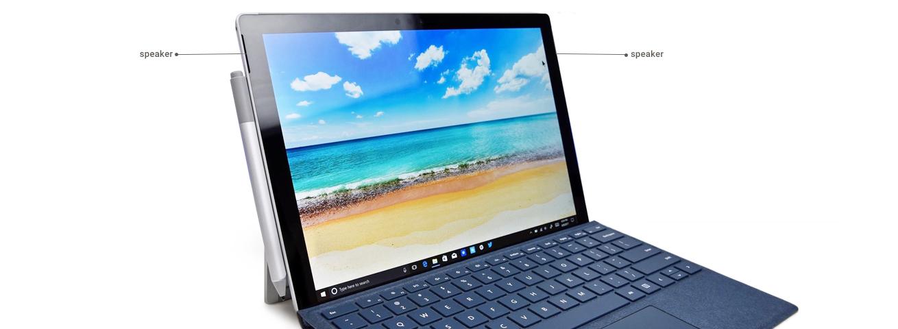اسپیکر لب تاپ Surface Pro 5