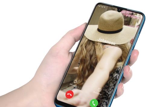 امکان اضافه کردن ویدیو برای تماس با مخاطب در گوشی موبایل هواوی P30 Lite