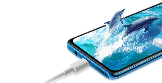باتری قدرتمند گوشی موبایل هواوی P30 Lite