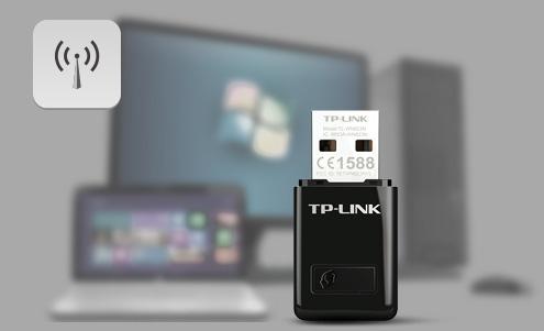 حالت SoftAP در کارت شبکه بی سیم USB تی پی لینک TL-WN823N