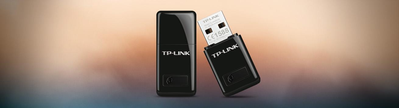 جمع بندی کارت شبکه بی سیم USB تی پی لینک TL-WN823N