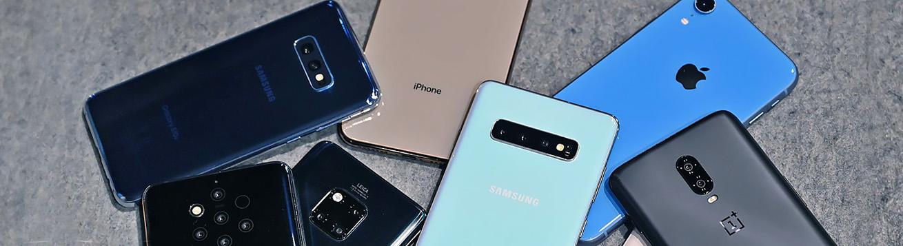 برترین گوشی های سال 2019