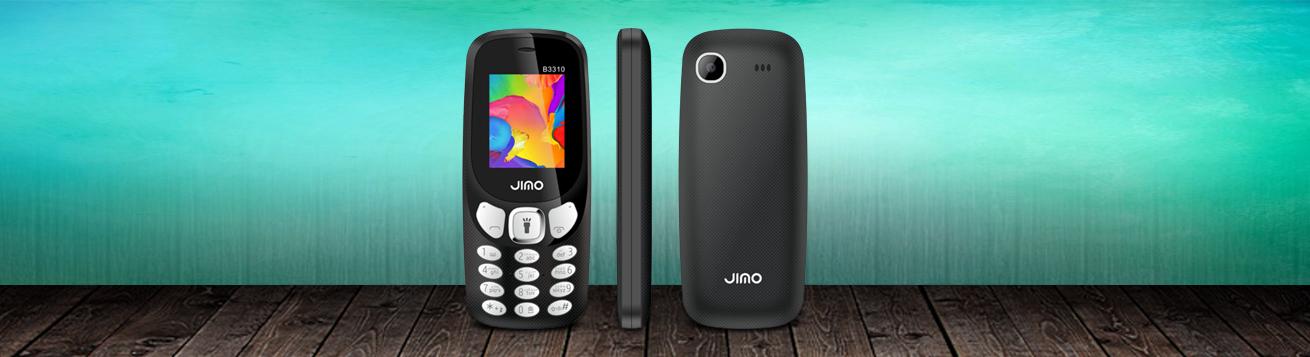 گوشی جیمو B3310