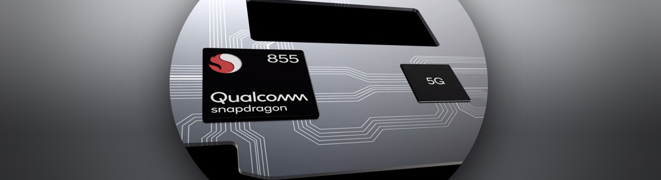 اتصالات چیپست Qualcomm Snapdragon 855