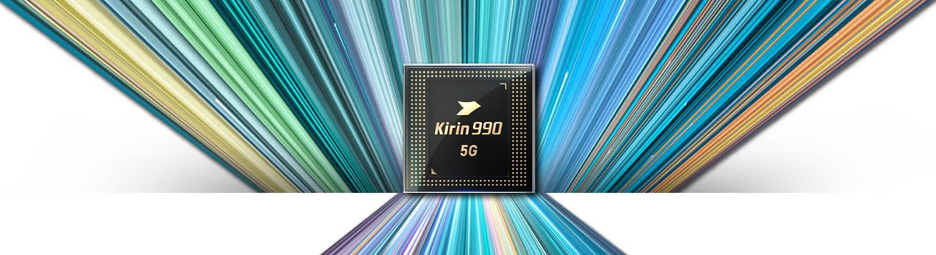 رونمایی هوآوی از پردازنده Kirin 990 با مودم داخلی 5G - عکس 1