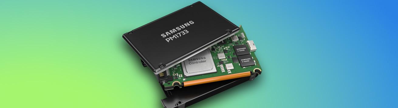 حافظه های SSD سامسونگ با تکنولوژی FIP