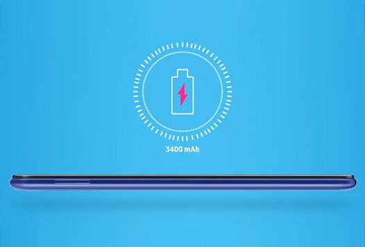 گوشی سامسونگ گلکسی M10 ظرفیت 32 گیگابایتی با باتری با دوام