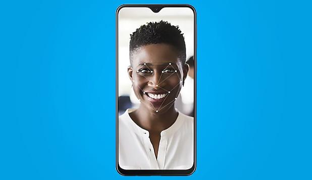 امنیت مناسب تلفن همراه در گوشی سامسونگ گلکسی M20 ظرفیت 32 گیگابایت