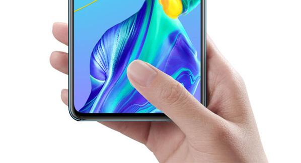 گوشی هواوی پی 30 پرو 128 گیگابایت با حسگر اثر انگشت زیر صفحه نمایش