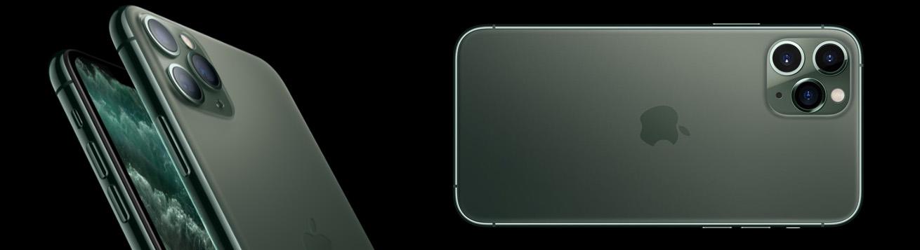 طراحی گوشی موبایل اپل مدل آیفون 11Pro Max ، ظرفیت 64 گیگابایت