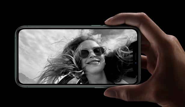 دوربین سلفی 12 مگاپیکسلی موبایل اپل مدل آیفون 11Pro Max