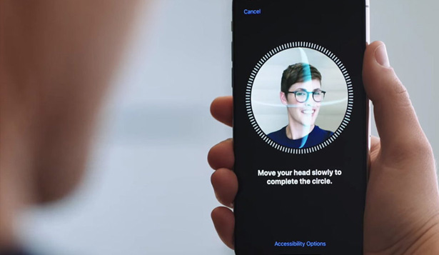 قابلیت تشخیص چهره موبایل اپل مدل آیفون 11Pro Max