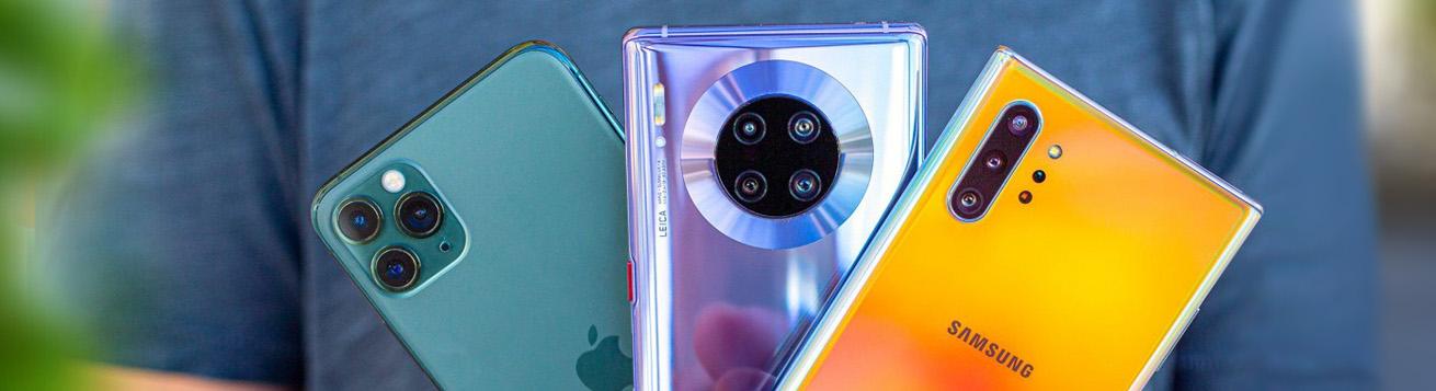 مقایسه عملکرد دوربین های سه گوشی Mate 30 Pro ،iPhone 11 Pro و Galaxy Note10 Plus