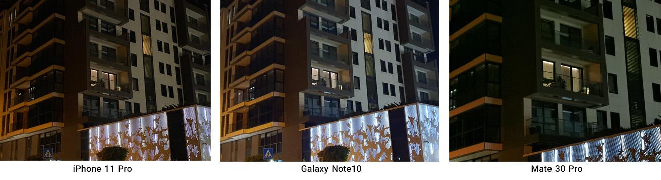 مقایسه عملکرد دوربین تله فتو در نور کم