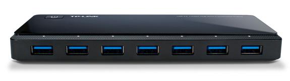 محافظت از دستگاه ها و اطلاعات ارزشمند شما با هاب یو اس بی 3 تی پی لینک UH720