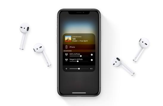 کیفیت صدای فوق العاده هدفون بی سیم اپل AirPods 2