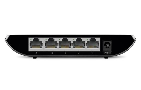 عملکرد مناسب سوییچ تی پی لینک TL-SG1005D