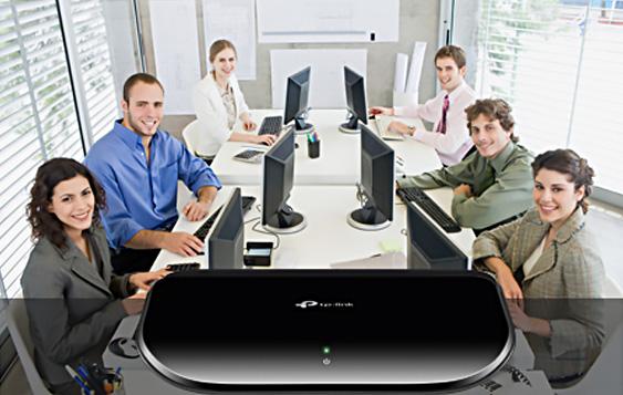 استفاده آسان از سوییچ تی پی لینک TL-SG1005D
