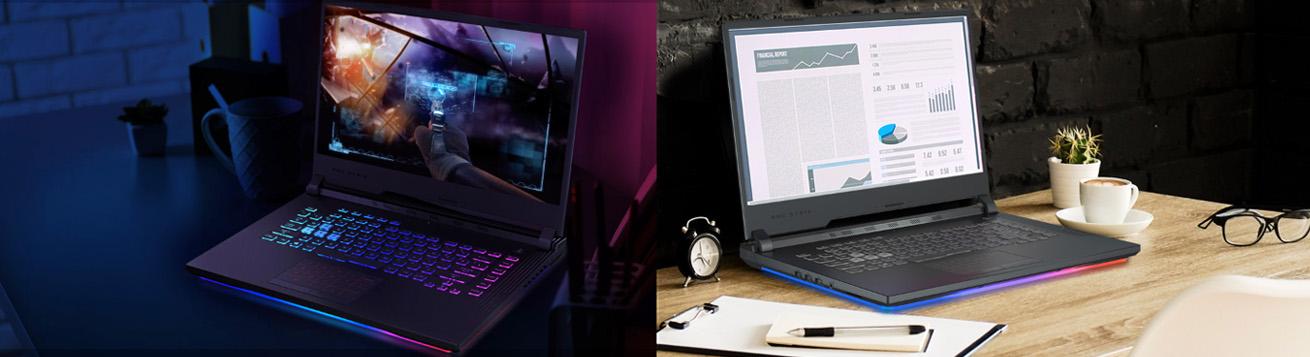 لپ تاپ گیمینگ ایسوس ROG STRIX G531GT با عملکرد پیشرفته