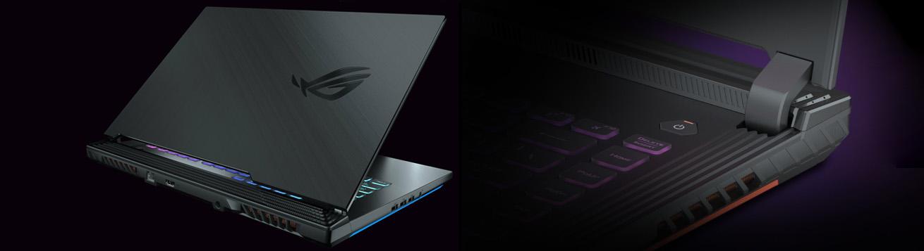 لپ تاپ گیمینگ ایسوس ROG STRIX G531GT با طراحی جدید