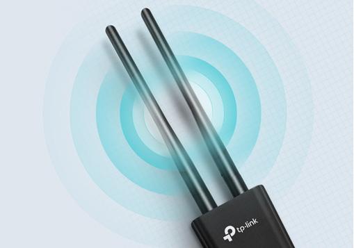 کارت شبکه بی سیم تی پی لینک TL-WN8200ND با سیگنال قابل اطمینان