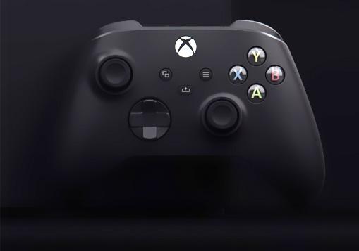 Xbox سری X کنسول بازی یا کامپیوتر - کنترل Xbox X