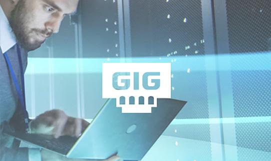 سوییچ دی لینک DGS-1016D با اتصال گیگابیت