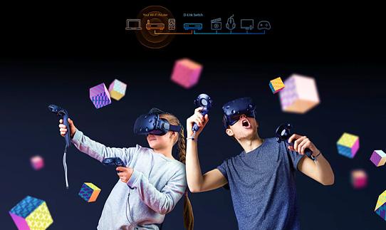 انجام بازی های آنلاین و پخش ویدیوهای 4K با سوییچ دی لینک DGS-105