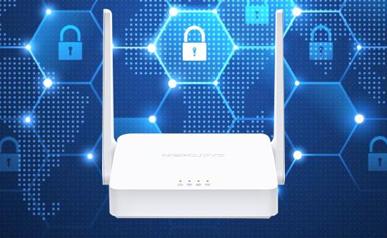 امنیت شبکه با روتر بی سیم مرکوسیس MW301R