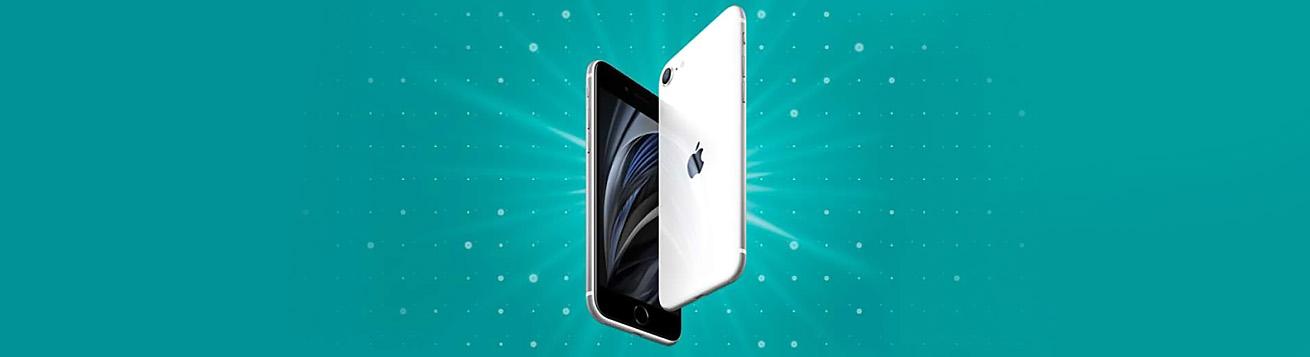 گوشی موبایل اپل مدل آیفون SE 2020