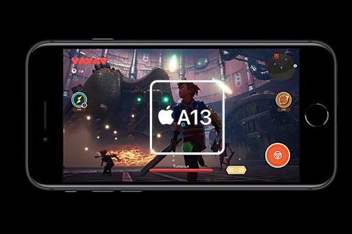 تراشه قدرتمند گوشی موبایل اپل مدل آیفون SE 2020