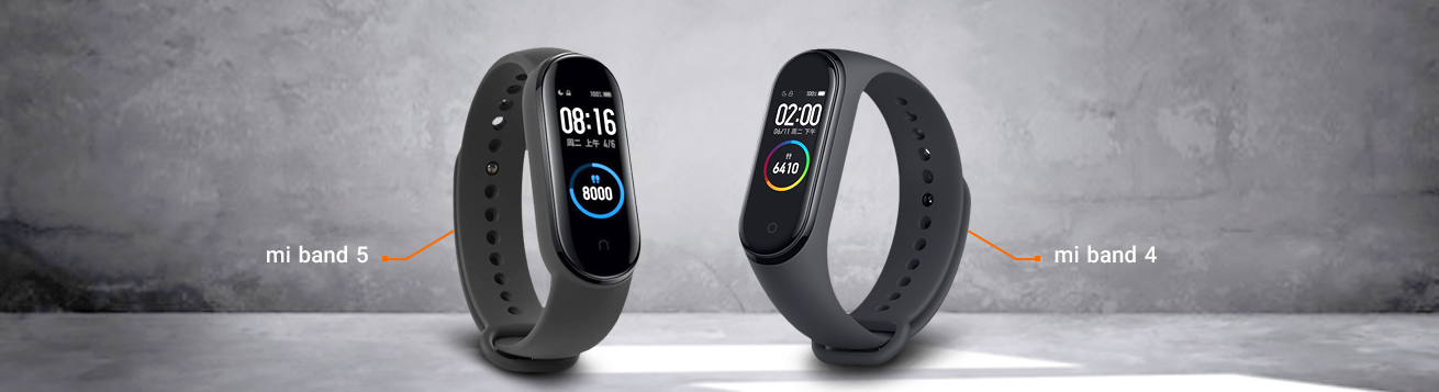 دستبند هوشمند شیائومی Mi Band 5 نسخه Global با طراحی و صفحه نمایش مناسب