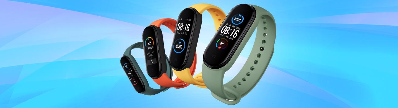 دیگر قابلیت های کاربردی دستبند هوشمند شیائومی Mi Band 5 نسخه Global