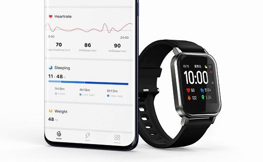 عملکرد مناسب ساعت مچی هوشمند شیائومی هایلو Watch 2 LS02 به کمک اپلیکیشن اختصاصی Haylou