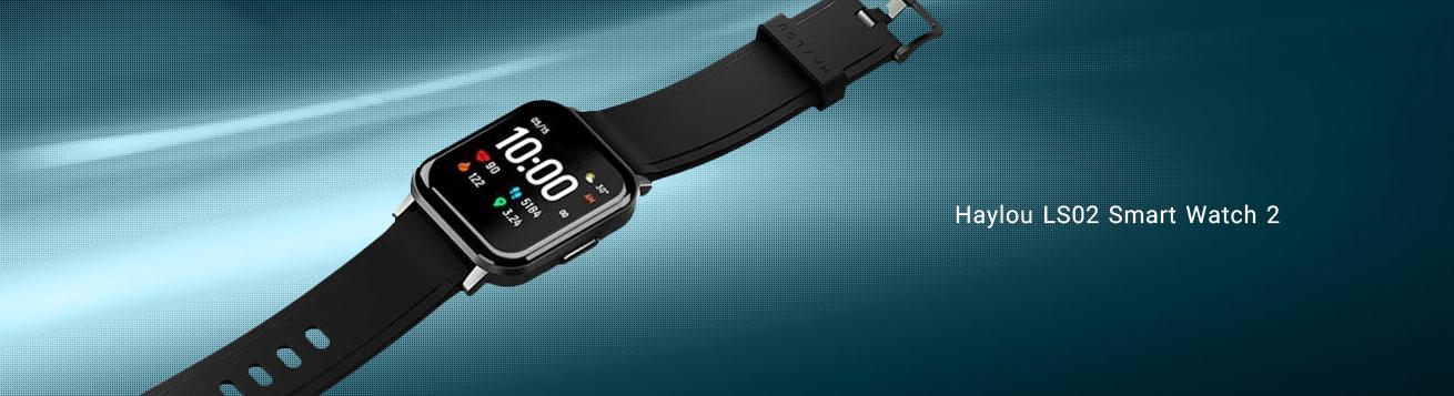 ساعت مچی هوشمند شیائومی هایلو Watch 2 LS02