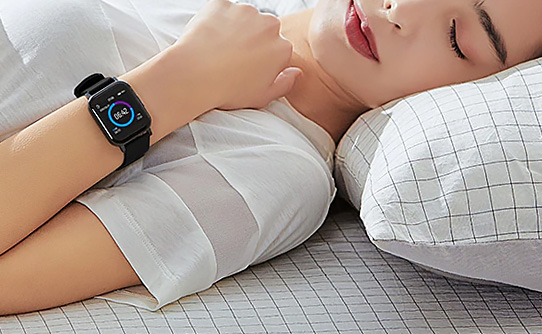ساعت مچی هوشمند شیائومی هایلو Watch 2 LS02 با قابلیت پایش خواب