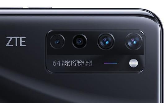 قابلیت های تصویری پیشرفته ZTE Axon 20 5G