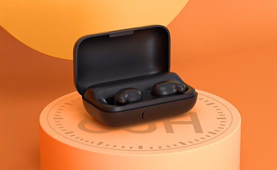 ظرفیت بالای باتری هدست تو گوشی بی سیم بلوتوثی شیائومی هایلو T15
