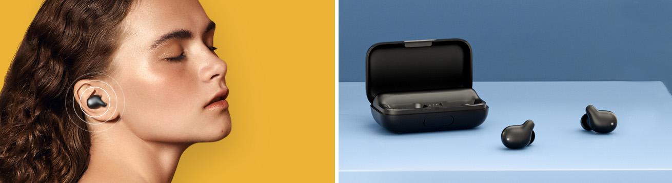 ترکیب هنر و فناوری در هدست تو گوشی بی سیم بلوتوثی شیائومی هایلو T15