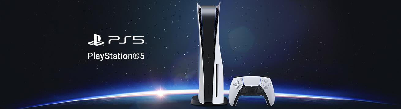 کنسول بازی سونی PS5 ظرفیت 1 ترابایت
