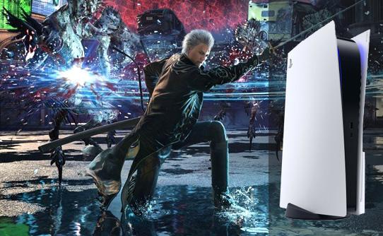 کنسول بازی سونی PS5 ظرفیت 1 ترابایت با سرعت 120 فریم در ثانیه