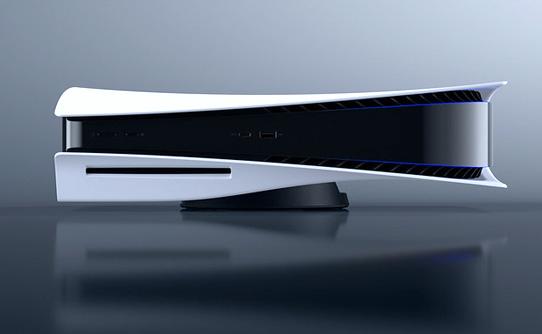 کنسول بازی سونی PS5 ظرفیت 1 ترابایت با حرارت و نویز پایین