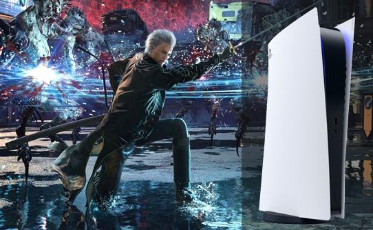 کنسول بازی سونی PS5 Digital Edition ظرفیت 1 ترابایت با سرعت 30 فریم در ثانیه