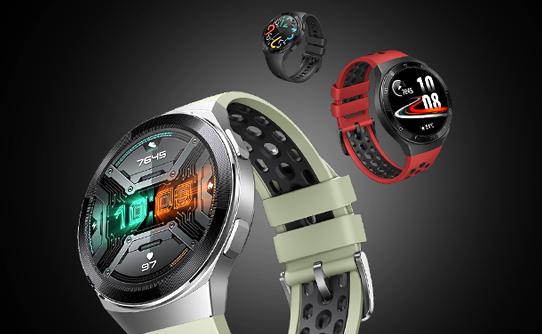 ساعت مچی هوشمند هواوی Watch GT 2e با طراحی شیک و جذاب