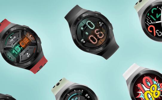 ساعت مچی هوشمند هواوی Watch GT 2e با صفحه مطابق با سلیقه شما