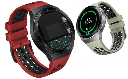 ساعت مچی هوشمند هواوی Watch GT 2e با باتری با دوام