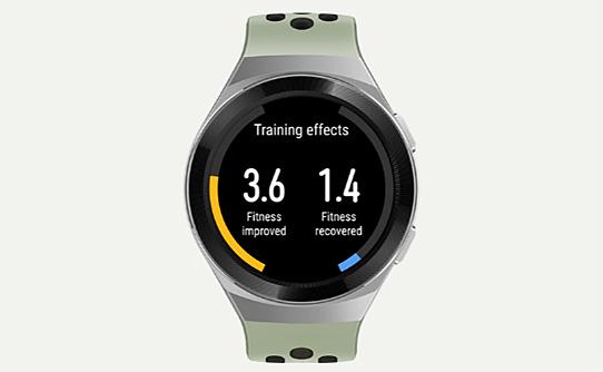 بررسی تاثیر فعالیت های هوازی و غیر هوازی با ساعت مچی هوشمند هواوی Watch GT 2e
