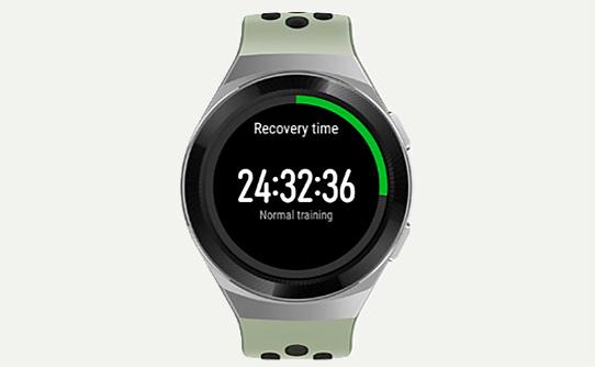بررسی زمان ریکاوری با ساعت مچی هوشمند هواوی Watch GT 2e