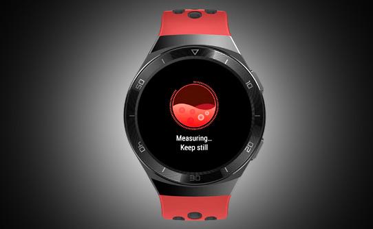 ساعت مچی هوشمند هواوی Watch GT 2e با قابلیت نظارت بر SpO2