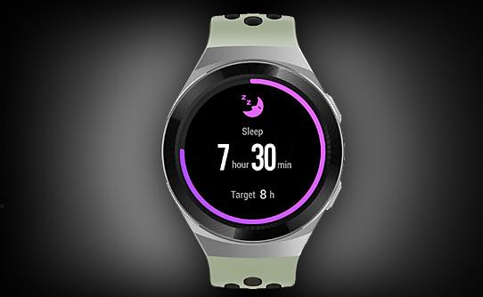 نظارت بهتر بر خواب با ساعت مچی هوشمند هواوی Watch GT 2e